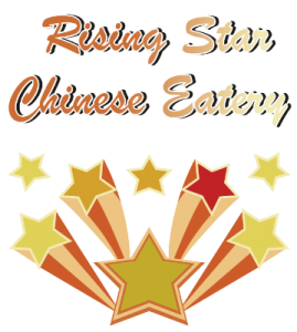 Rising Star Chinese Eatery Logo
